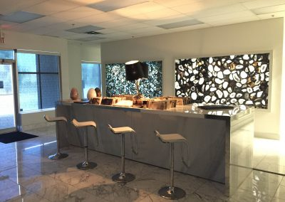 Milestone Showroom - Beautiful Exotic Slabs